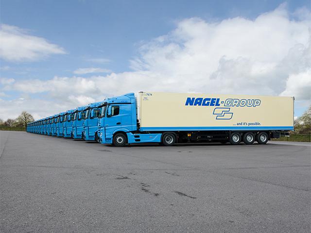FNV In Gesprek Met Nagel Group U2022 TTM.nl