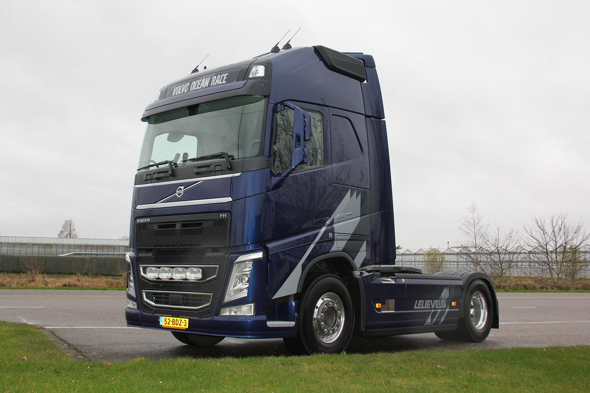 Volvo Truck Dealer >> Volvo FH 460 Volvo Ocean Race Edition voor Lelieveld Transporten • TTM.nl
