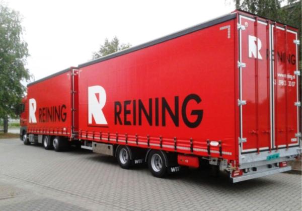 Reining Transport GmbH in Bunde Im Telefonbuch finden