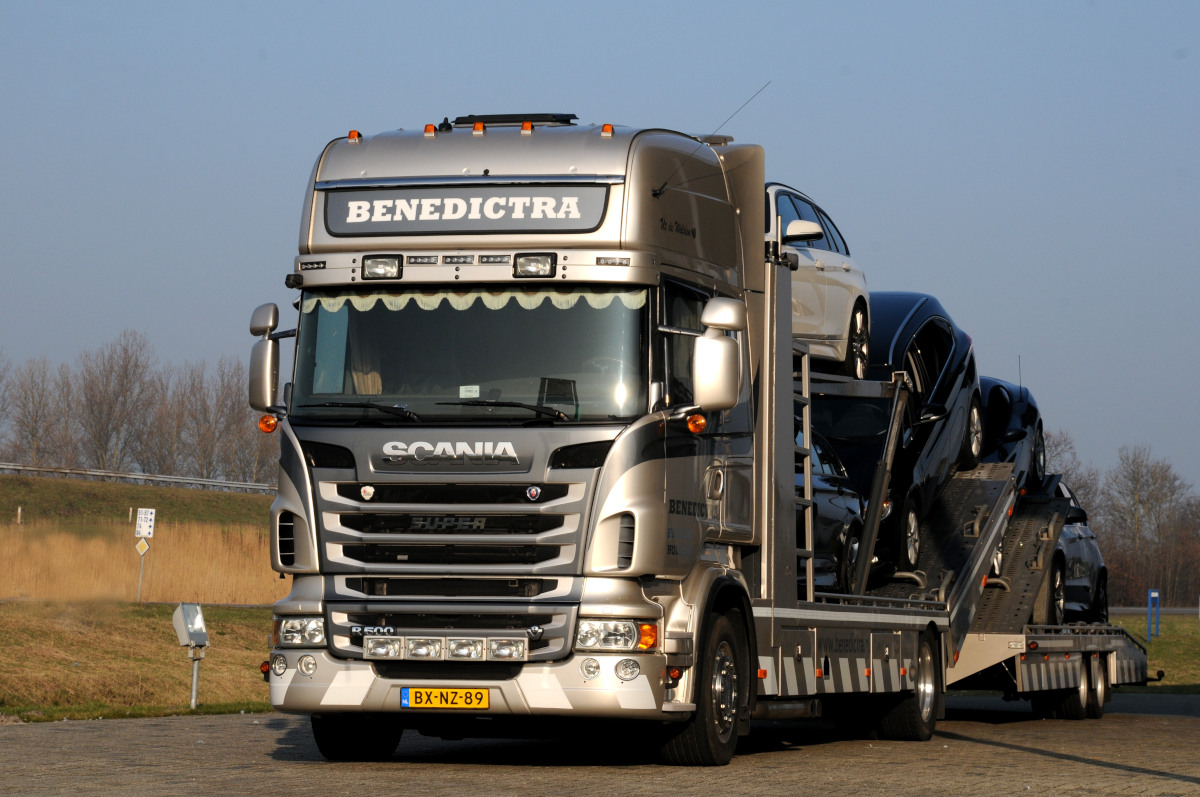 speciale scania v8 voor benedictra. Black Bedroom Furniture Sets. Home Design Ideas