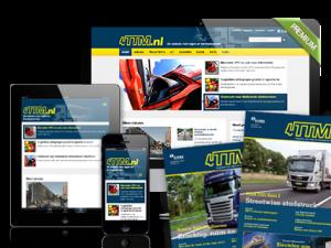 Een jaar lang toegang tot premium content op TTM.nl en 6 x per jaar hét vakblad over truck- en transportmanagement.