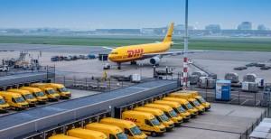 DHL Express Schiphol_