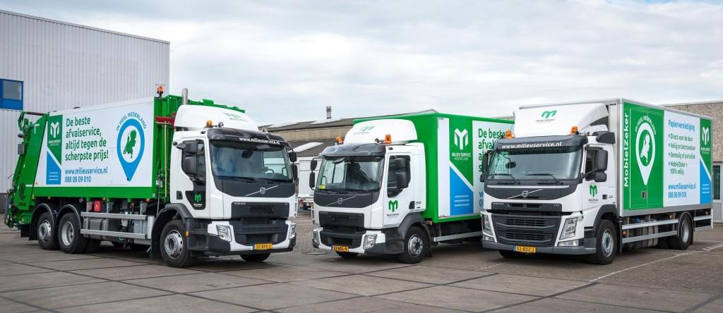 Volvo FL, FE en FM Milieu Service Nederland_lowres