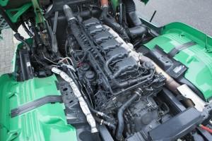 Deze motor is de nieuwe Euro 6 zuinigheidskampioen. En dat met alleen SCR!