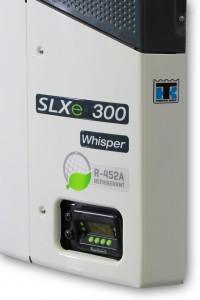Thermo King biedt bedrijven de optie om met de SLXe-units over te stappen op het nieuwe koudemiddel R-452A.