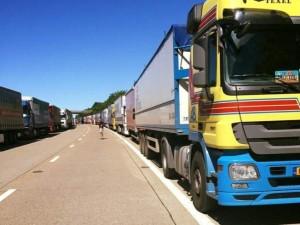 Staking Calais is uitzonderlijke omstandigheid voor rij- en rusttijden