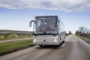 Mercedes-Benz Test Vehicle Tourismo L 2015