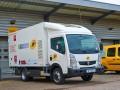 La Poste is wereldwijd het bedrijf met de meeste elektrische voertuigen in het wagenpark.