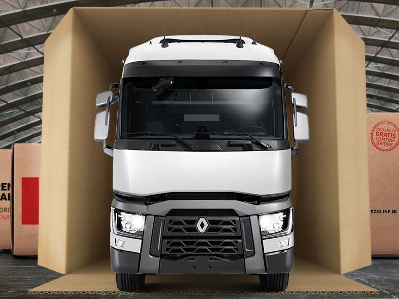 renault gaat trucks online verkopen. Black Bedroom Furniture Sets. Home Design Ideas