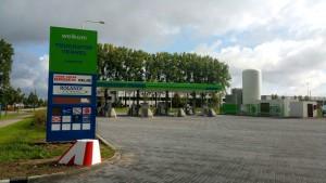Truckstop Veghel - Rolande LNG 2
