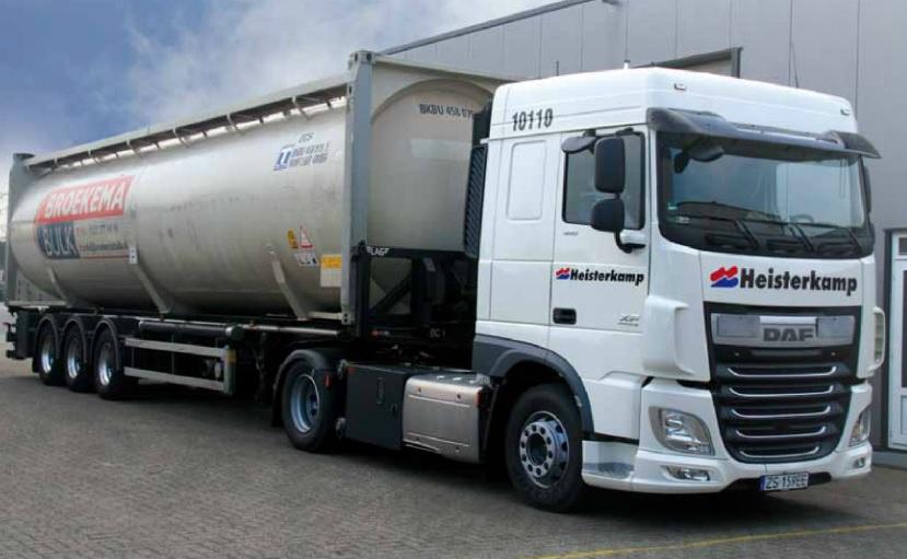 Heisterkamp breidt uit met bulktransport • TTM.nl