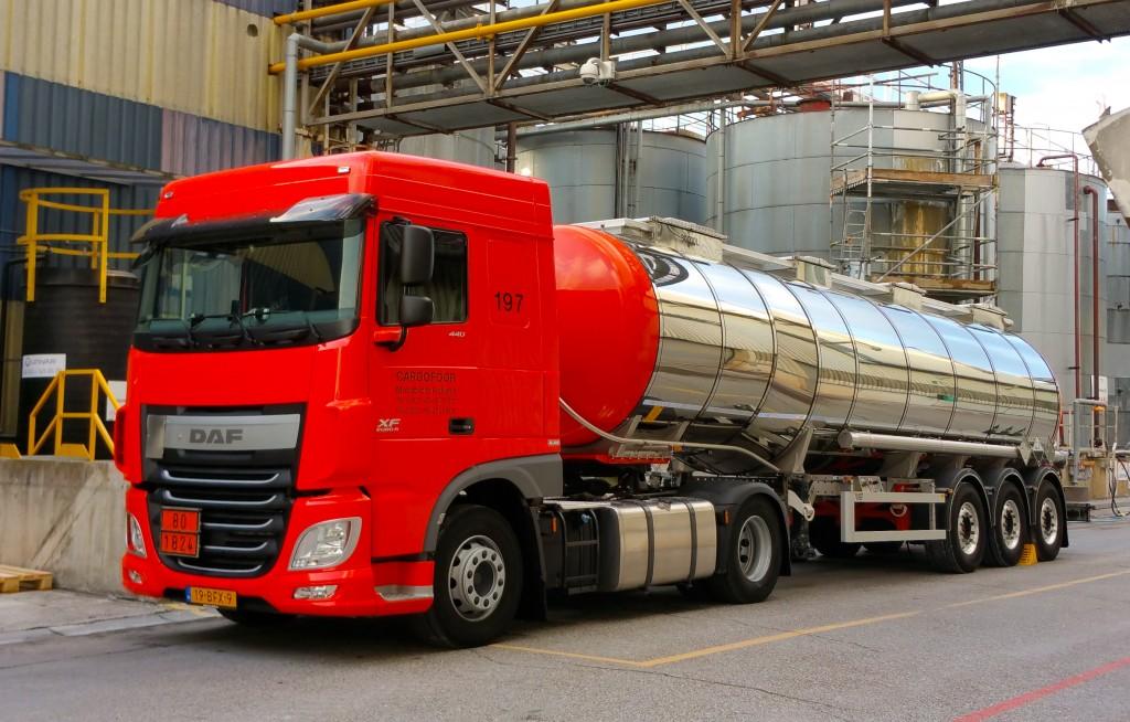DAF Cargofoor