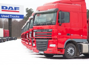 DAF Used Truck Centre opens in Warsaw