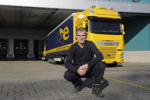 Oss,  DD 27-02-2016DAF truck , met Jos van de CampArchiefnummer : 160423