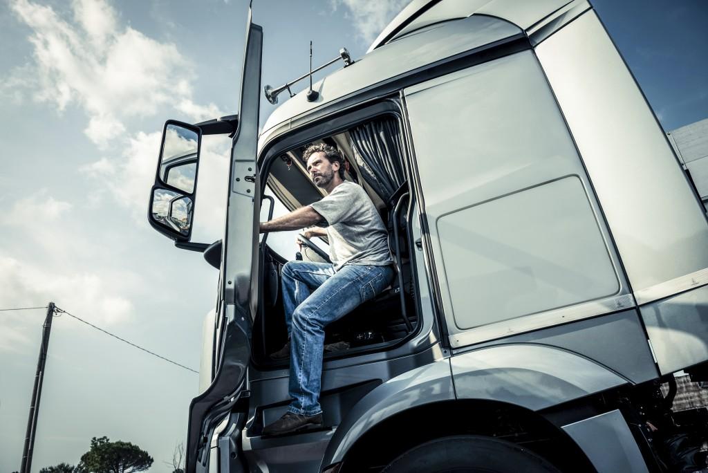 Werken als vrachtwagenchauffeur