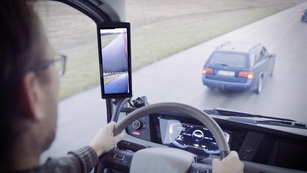Video Orlaco Wil Truck Zonder Spiegels Volgend Jaar Op De Markt