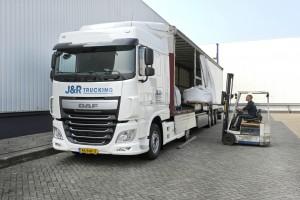 Boxtel Dd 28-05-2016 Daf truck van J&R Trucking Archiefnummer : 160929