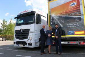 Girteka Logistics & DKV