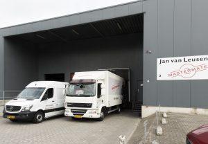 Door de overstap van een vast rittenschema op dynamische ritplanning heeft Mastermate in Deventer gemiddeld nog maar 5,2 in plaats van 6,5 auto's nodig.