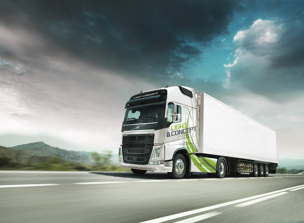 Volvo FH Light Concept truck_lowres