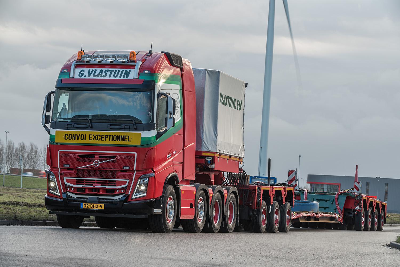 Volvo Truck Dealer >> Heavy Duty Volvo voor G. Vlastuin Transport • TTM.nl