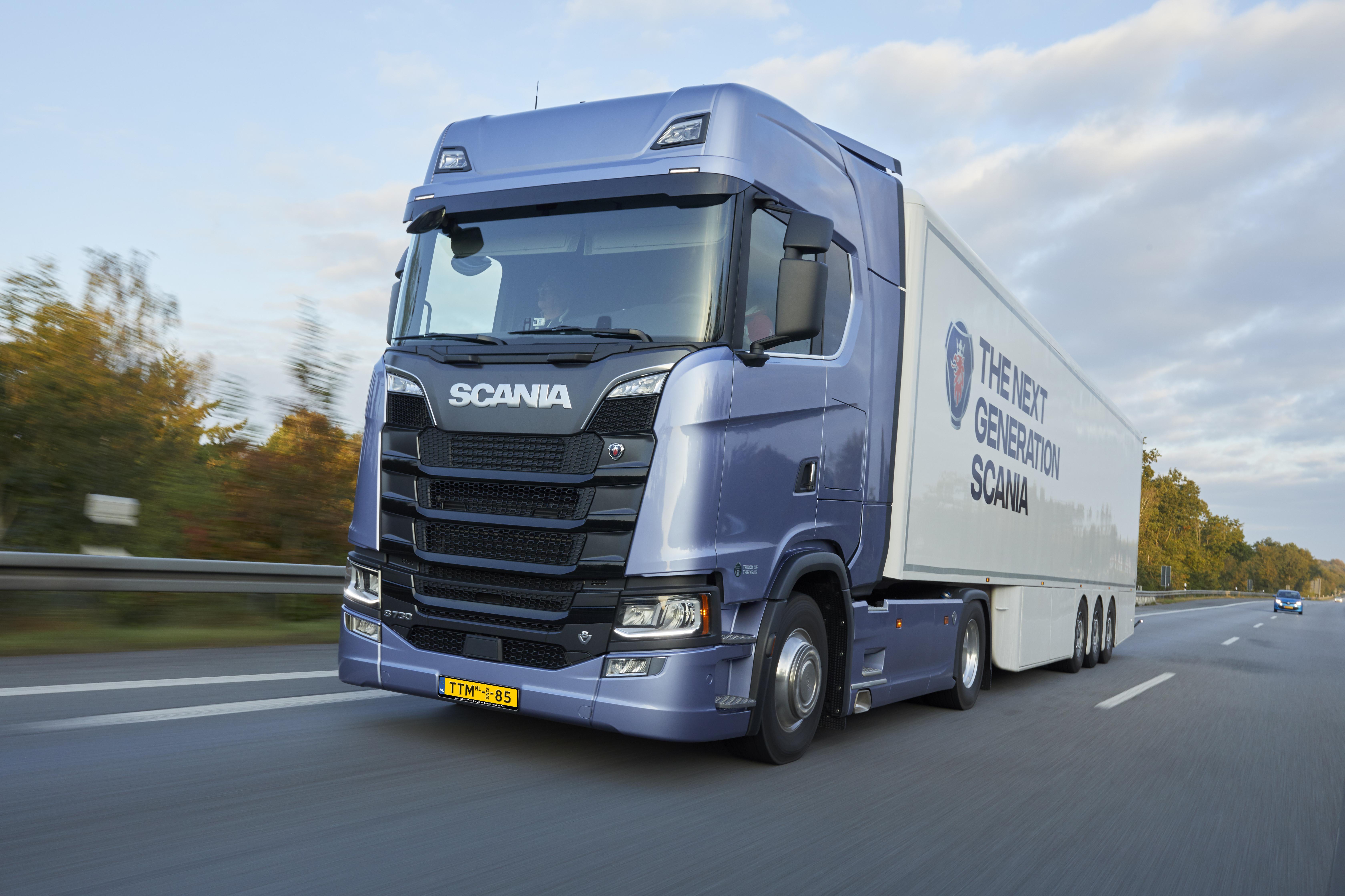 Scania S730 Specs