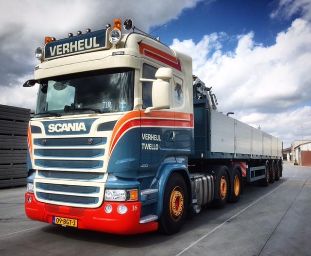Verheul van start met Drivers App Data2Track • TTM.nl