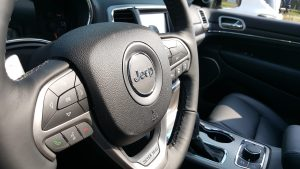 Fraai detail: Jeep
