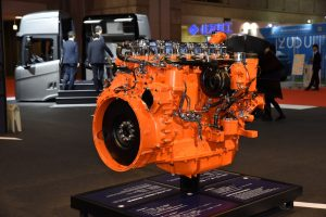 Scania DC13 Industrial Engine