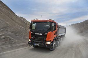 Scania XT range