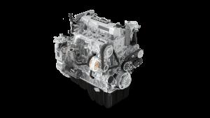 De nieuwe PX4-motor van de 7,5 tons LF.