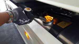 De belofte van 6 procent minder brandstofverbruik wordt in ieder geval in deze test niet ingelost.