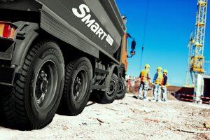 Hankook SmartWork Scania