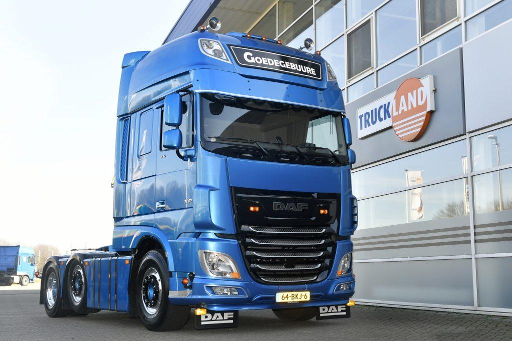 Goedgebuure Transport Van Start Met Nieuwe Daf Xf Ttm Nl