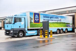 aldi 40 jaar Aldi Süd distribueert met elektrische Framo • TTM.nl aldi 40 jaar