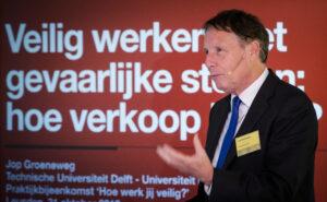 Jop Groeneweg gaf uit de psychologie tips mee.