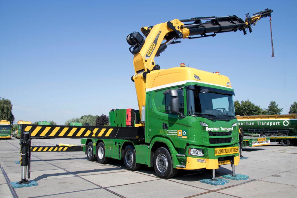 Boerman kiest Scania voor beste technische specs • TTM nl