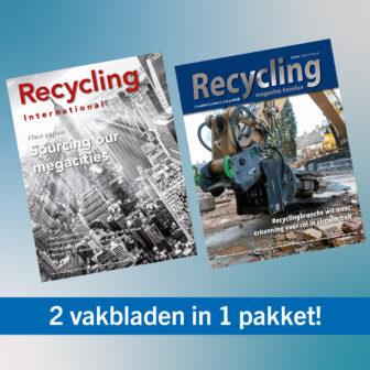 Leespakket Recycling Benelux en International