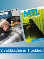 Leespakket Aandrijftechniek en Metaalmagazine