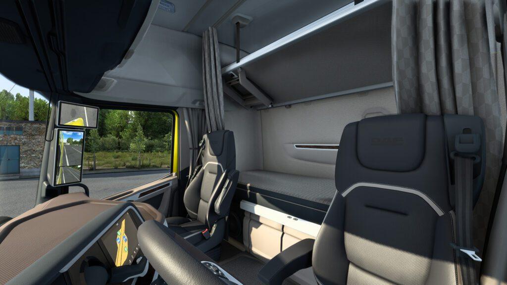 03 Drive the DAF XG XG in ETS2